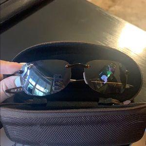 Maui Jim's sport sunglasses